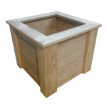 Square Planter Box 600x600x500