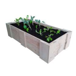 RAISED VEGETABLE PLANTING BED (1200L x 600W x 300H)