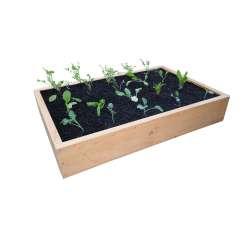 Macrocarpa Planting Bed - 1500L x 1000W x 230H
