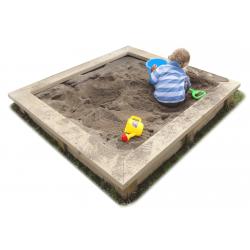 Wooden Sand Pit (1500x1500x230)