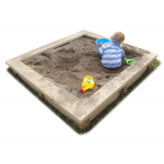 Wooden Sand Pit (1500x1500x230)