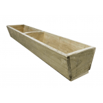 Herb Planter Box - 1200 Long (2x Divisions)
