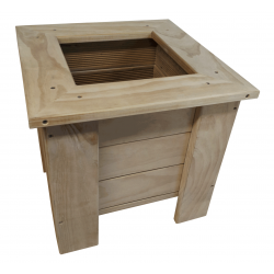 Square Planter Box 430x430x420