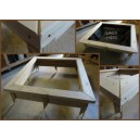 RAISED VEGE BED - SQUARE (1500L x 15000W x 230H)