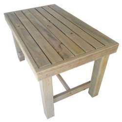 Formal Outdoor Table  (1200L x 750W x 750H)