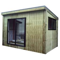 Relocatable Office/Sleepout/Cabin 4000Lx2400Dx2700H