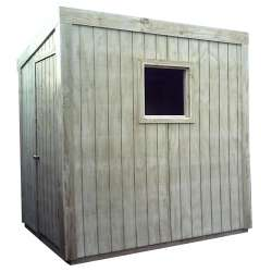 Deluxe Garden Shed 2400Lx1800Dx2600H