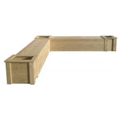 Planter Seat Combos Breswa Outdoor Furniture