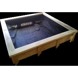 Wooden Sand Pit (2000x2000x310)
