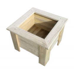 Square Planter Box 600x600x420