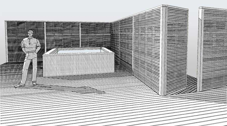 Custom Design - 3D Visualisation of Customer's Project